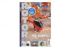 Rotor Fachmagazin für Modellhubschrauber Ausgabe 07 Juli 2020