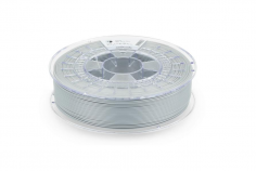 Extrudr Filament DURA PRO ASA (Acryl-Styrol-Acrylnitrit) in silber Ø 1,75mm 0,75Kilo