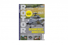 Rotor Fachmagazin für Modellhubschrauber Ausgabe 08 August 2020