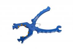 TFL Motor Grip Zange blau