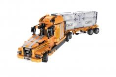 Cada Klemmbausteine - Container Verladung - mit Antriebseinheit - 634 Teile