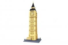 Wange Klemmbausteine - Big Ben Elizabeth Tower - 1666 Teile