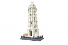 Wange Klemmbausteine - Der schiefe Turm von Pisa - 1334 Teile