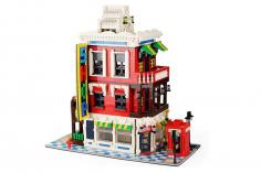 Wange Klemmbausteine - Corner Store - 2332 Teile