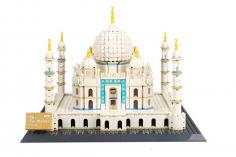 Wange Klemmbausteine -Taj Mahal - 1505 Teile