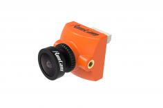 Runcam Racer MCK Edition Super WDR CMOS Sensor 1000TVL in orange 1.8mm 160° 5-36V
