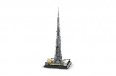 Wange Klemmbausteine - Burj Khalifa Dubai - 580 Teile