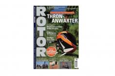 Rotor Fachmagazin für Modellhubschrauber Ausgabe 09 September 2020