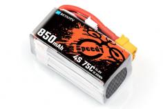 BetaFPV LiPo Akku 850mAh 4S 75C mit XT60