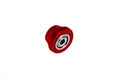 Rakonheli Schutzkappe Heckmotor Alu in rot für Balde 120 S und 120 S2
