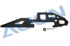 Align Carbon Hauptrahmenplatte unten für T-REX 650X