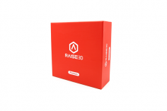 Raise3D R3D Filament PC (Polycarbonat) in klar-transparent 1,0kg Ø 1,75mm