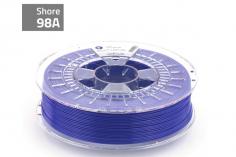 Extrudr Filament TPU (Thermoplastic Polyurethane) FLEX MEDIUM in blau Ø 1,75mm 0,75Kilo