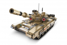 CaDa Klemmbausteine Kampfpanzer T-90 (1722 Teile)