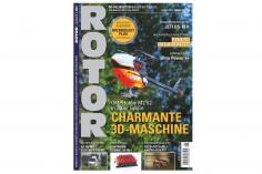 Rotor Fachmagazin für Modellhubschrauber Ausgabe 01 Jänner 2021