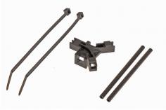 Mikado Antennenhalter Heckrohr, schwarz