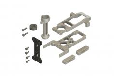 Mikado Aluminium-Teile Chassis, LOGO 200