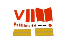 Mikado Custom Line Upgrade Kit rot, VBar Control