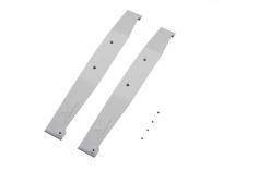 XLPower Ersatzteil flache Kufenbügel in weiß für XLPower 700