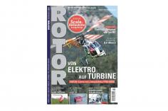 Rotor Fachmagazin für Modellhubschrauber Ausgabe 02 Februar 2021