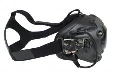 FPV URUAV Adapter für digitale DJI Videobrillen um analoge Empfänger Module anzuschließen (FatSharkModulSchacht)