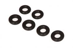 Mikado O-Ring Dämpfer Set 6Stück, LOGO 550