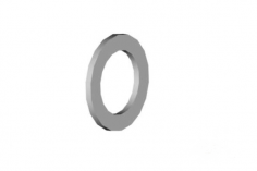 Mikado Paßscheibe 10x16x0,5 4Stück