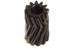Mikado Ritzel 12 Zähne Ø5mm, pfeilverzahnt M0,7
