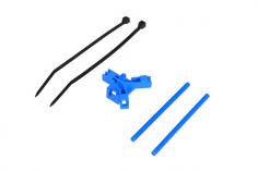 Mikado Antennenhalter Heckrohr, blau