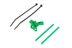 Mikado Antennenhalter Heckrohr, grün