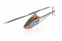 Mikado LOGO 690 SX-V2 KIT / Baukasten in der Farbe schwarz/orange/blau