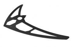 Mikado Seitenleitwerk Carbon, LOGO 700