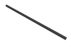 Mikado Heckrohr Ø25x774mm , LOGO 700