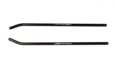 Mikado Kufenrohr 310 x Ø8mm LOGO 600/700 schwarz