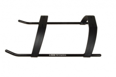 Mikado Landegestell LOW PROFILE, schwarz, LOGO 600/700