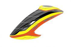 Mikado Haube LOGO 800 neon-gelb/neon-orange