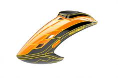 Mikado Haube LOGO 700, neon-orange/schwarz/gelb