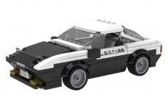 Cada Klemmbausteine - Initial-D Toyota AE86 Trueno - 280 Teile