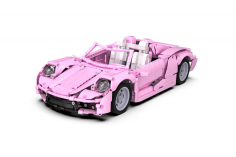Cada Klemmbausteine - Pink Holiday – 1176 Teile