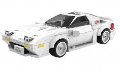 Cada Klemmbausteine - Initial-D Mazda FC35 RX-7 – 282 Teile