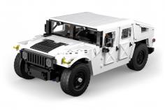 Cada Klemmbausteine - Humvee – 1386 Teile