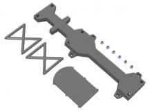 Mikado Rahmenteile Chassis, LOGO 480