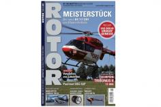 Rotor Fachmagazin für Modellhubschrauber Ausgabe 05 Mai 2021