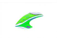 Mikado Haube LOGO 480, grün/weiß