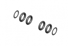 Mikado O-Ring Set extra harte Dämpfung