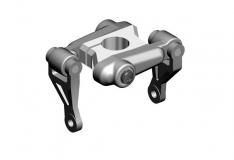Mikado TS-Mitnehmer für Rigidkopf, 10mm Rotorwelle