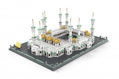 Wange Klemmbausteine - Great Mosque of Mecca / al-Harām-Moschee in Mekka - 2274 Teile