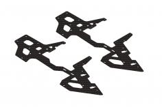 OXY Ersatzteil Hauptrahmen aus carbon für den OXY2