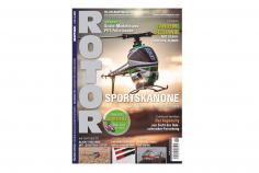 Rotor Fachmagazin für Modellhubschrauber Ausgabe 06 Juni 2021