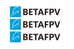 BETAFPV FPV Sticker - 6 Stück